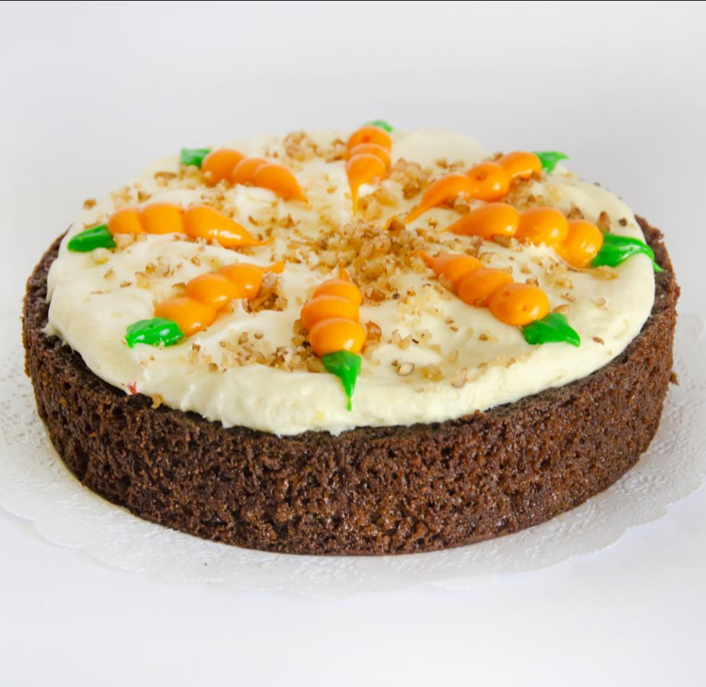 MEDIA TORTA CARROT CAKE